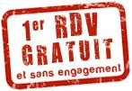 1er RDV GRATUIT et sans engagement